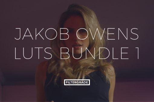 Jakob Owens LUTs Bundle 1