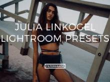 Featured Julia Linkogel Lightroom Presets FilterGrade