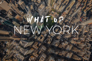 What Up New York Lightroom Presets