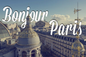 Bonjour Paris Lightroom Presets