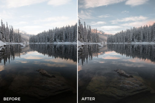 7 Tom Hill Lightroom Presets FilterGrade