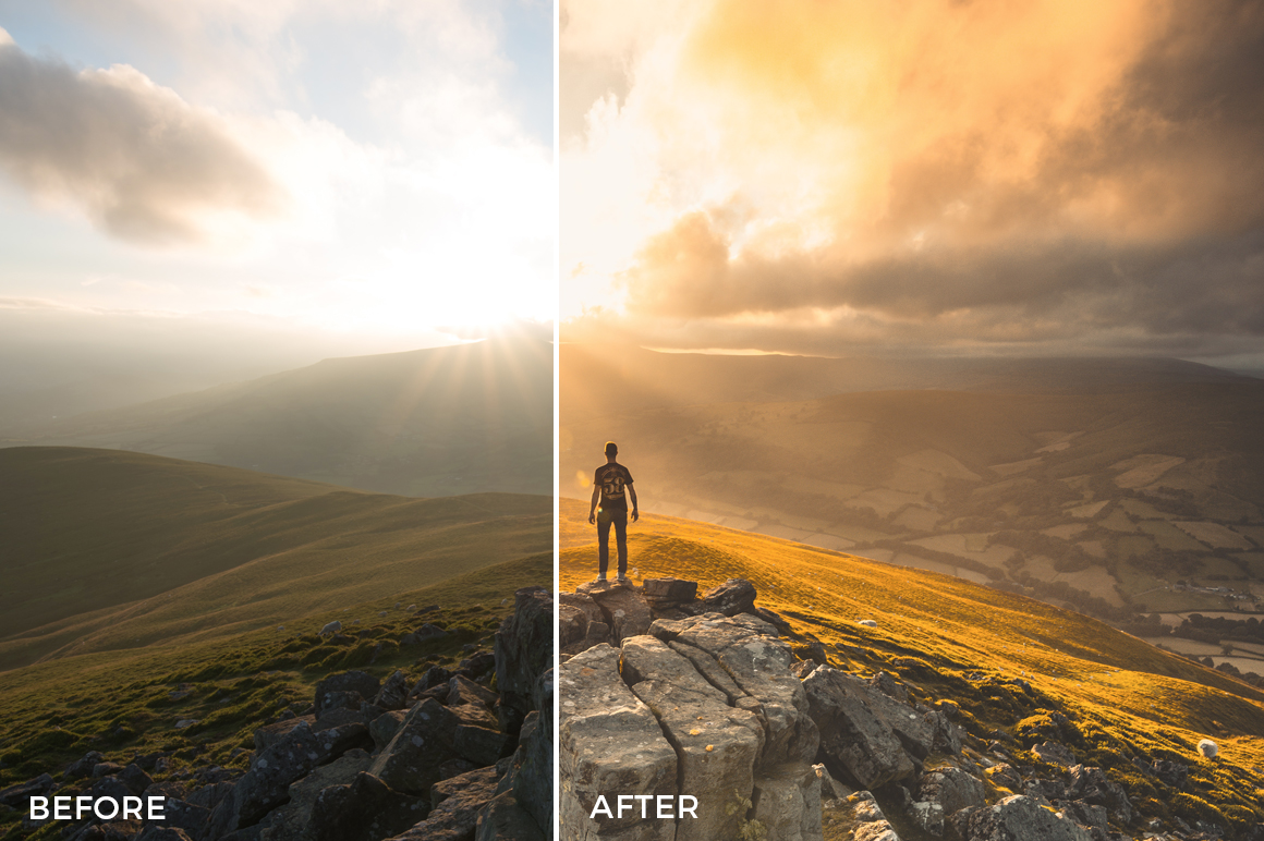 2 Thomas Hill Lightroom Presets