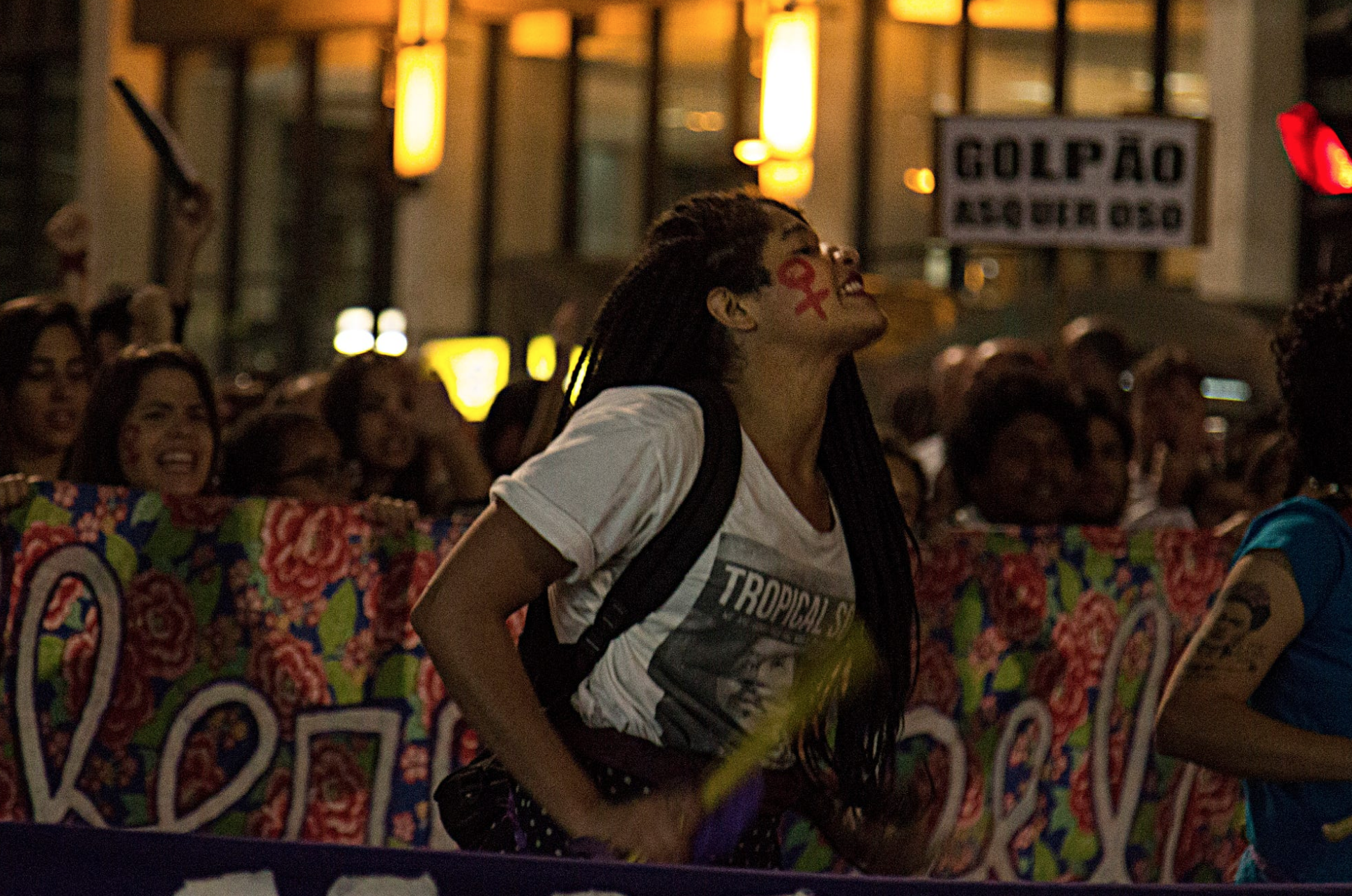 Women's March Sao Paulo, Brazil