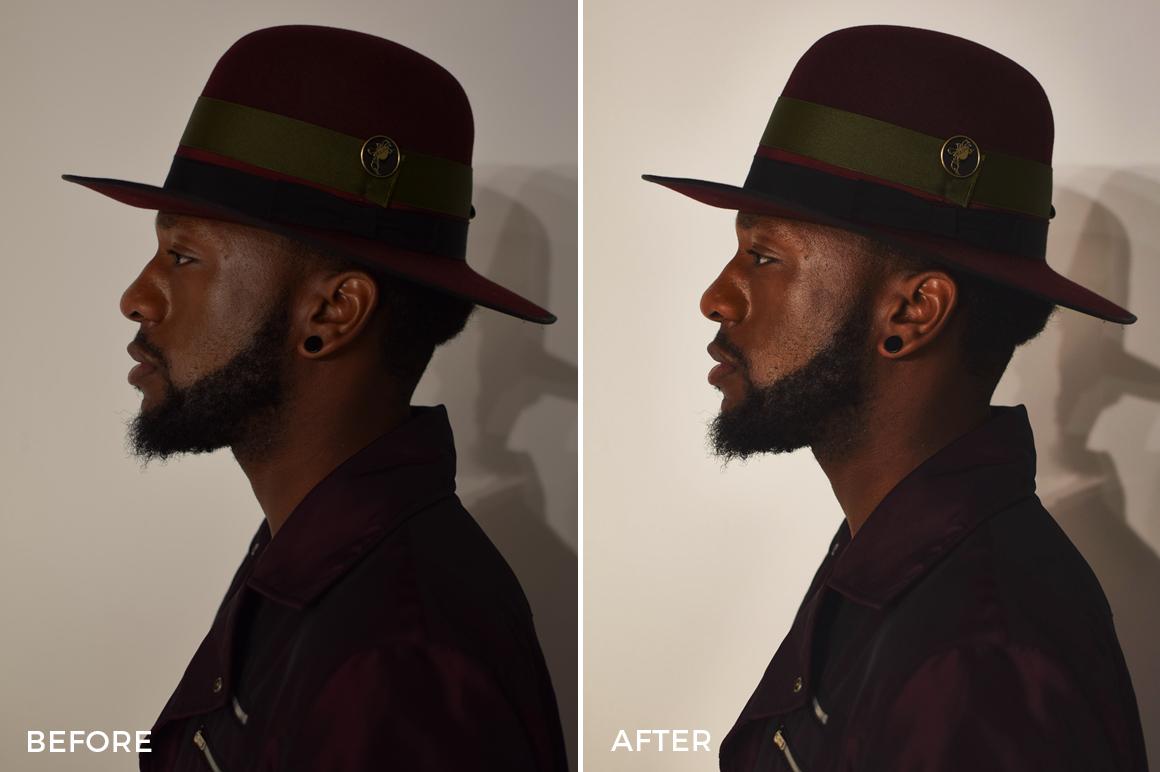 portrait capture one styles