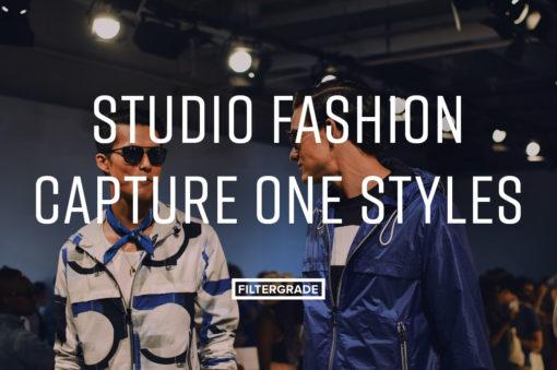 Studio Fashion Capture One Styles