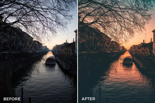 3 Francesco Sgura Lightroom Presets
