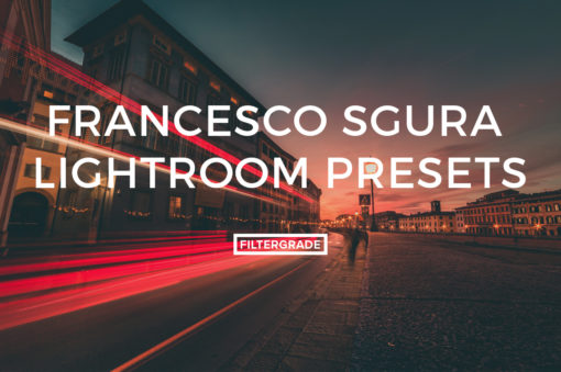 Featured Francesco Sgura Lightroom Presets