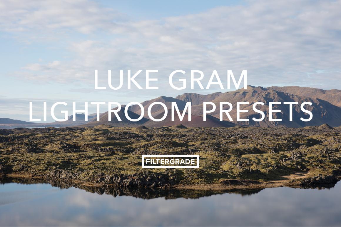 Featured Luke Gram Lightroom Presets