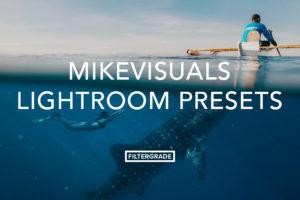 Mikevisuals Lightroom Presets