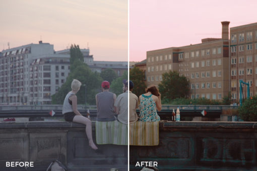cinematic video luts from cineplus