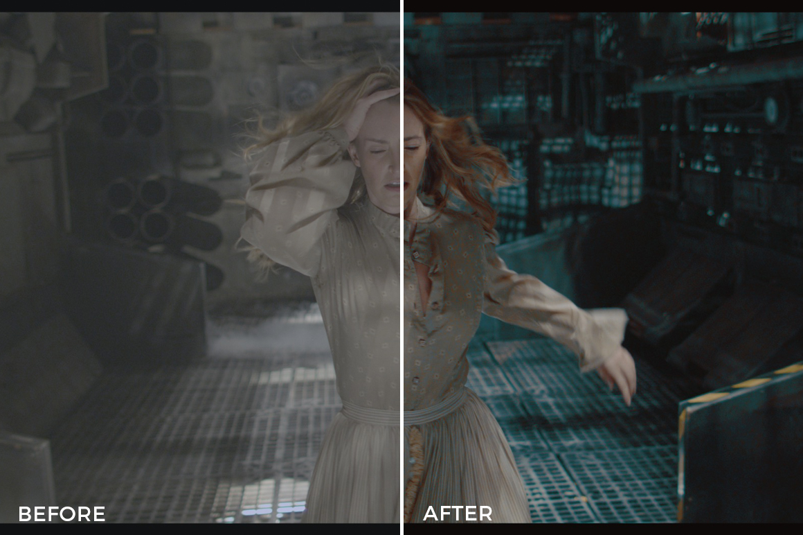 hollywood style video luts from cineplus