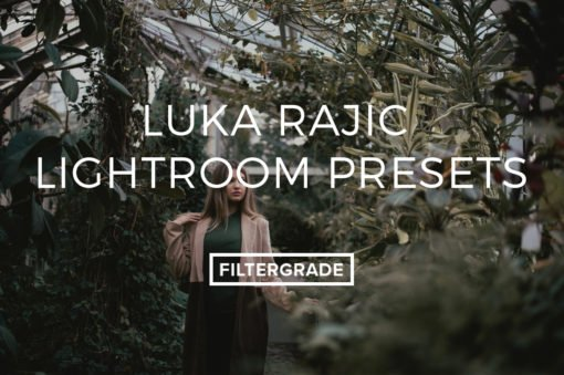 Luka Rajic Feature Lightroom Presets