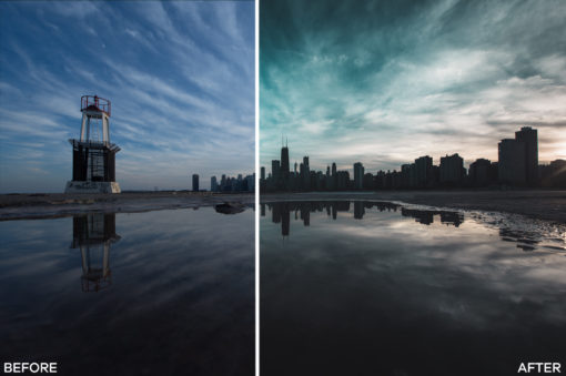 Simon Johannssen 7 Lightroom Presets