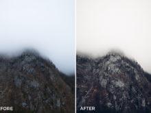 fog lightroom presets