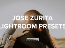 Featured - Jose Zurita Lightroom Presets - Jose Zurita Photography - FilterGrade Digital Marketplace