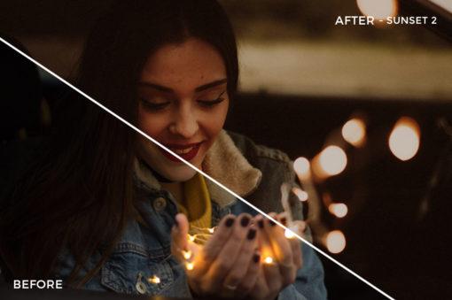2 Sunset 2 - Jose Zurita Lightroom Presets - Jose Zurita Photography - FilterGrade Digital Marketplace