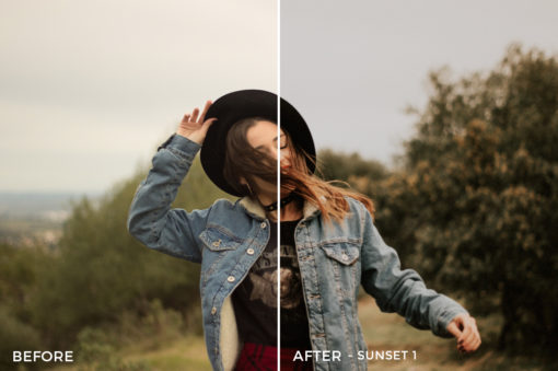1 Sunset 1 - Jose Zurita Lightroom Presets - Jose Zurita Photography - FilterGrade Digital Marketplace