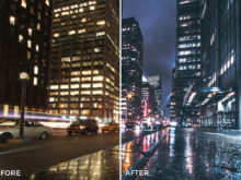 11 Alexander Zhuk Urban & Portrai Lightroom Presets Preview - FilterGrade Marketplace