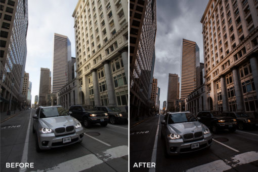 8 Alexander Zhuk Urban & Portrai Lightroom Presets Preview - FilterGrade Marketplace