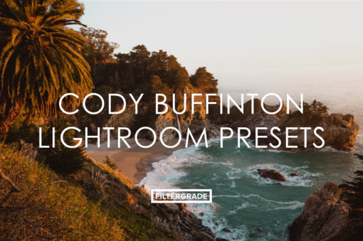 Featured Cody Buffinton Lightroom Presets - FilterGrade Marketplace