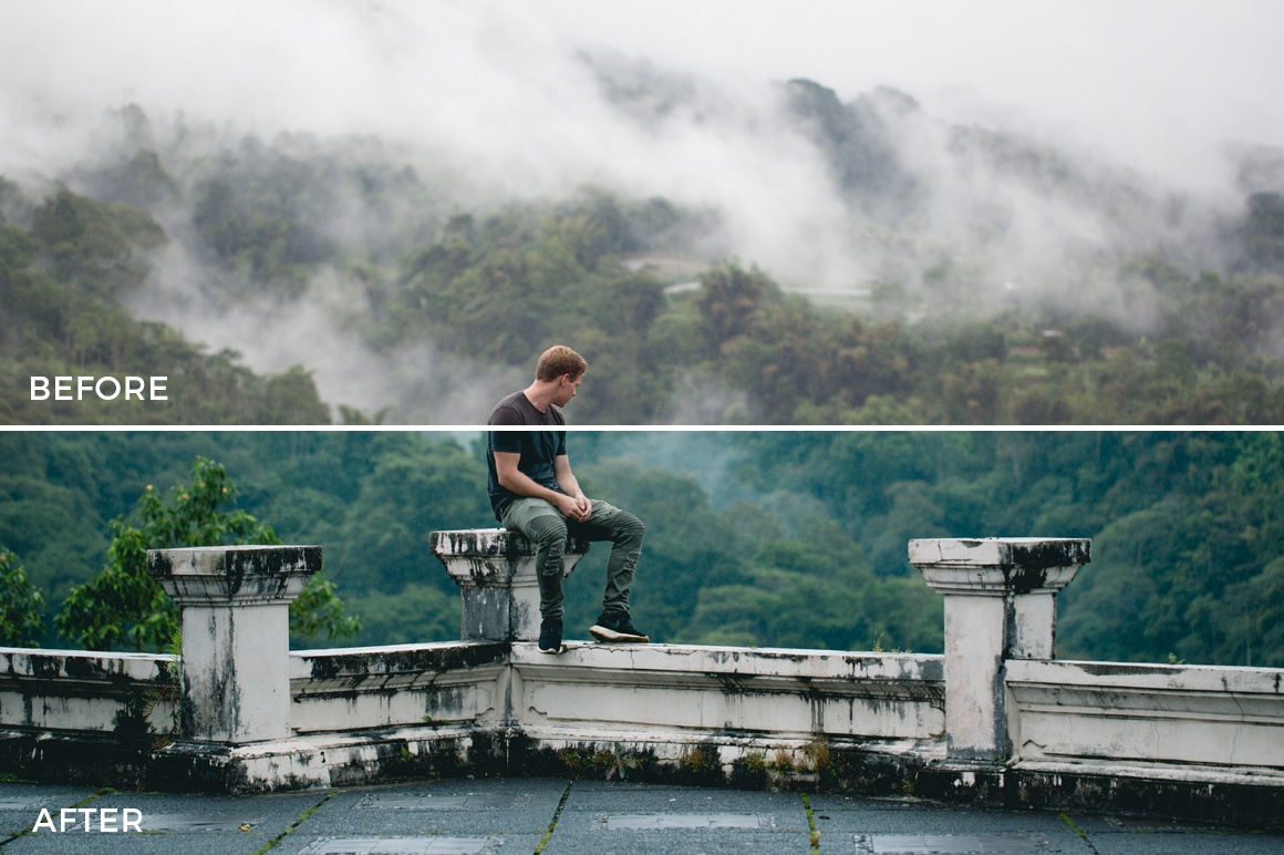 6 Cody Buffington Lightroom Presets - FilterGrade Marketplace