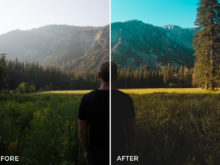 4 Cody Buffington Lightroom Presets - FilterGrade Marketplace