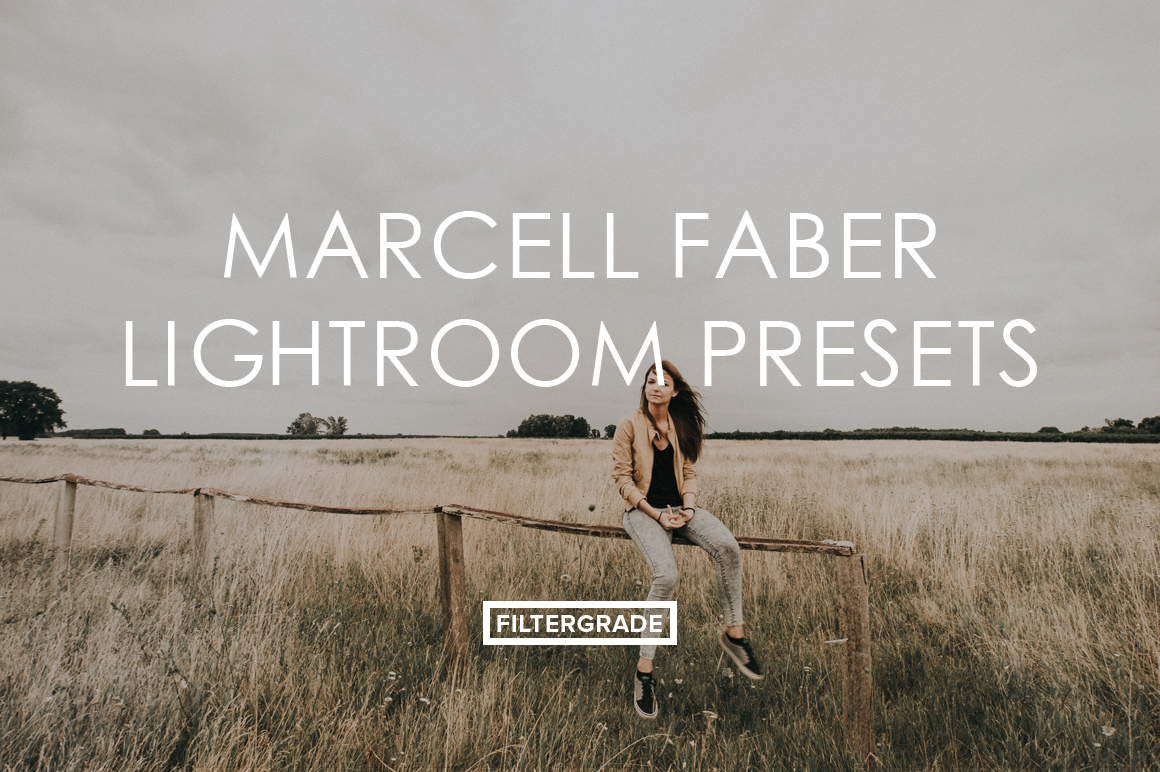 Featured Marcell Faber Lightroom Presets - FilterGrade Marketplace