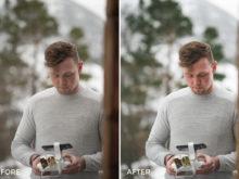 5 David Kennedy Lightroom Presets - FilterGrade Marketplace