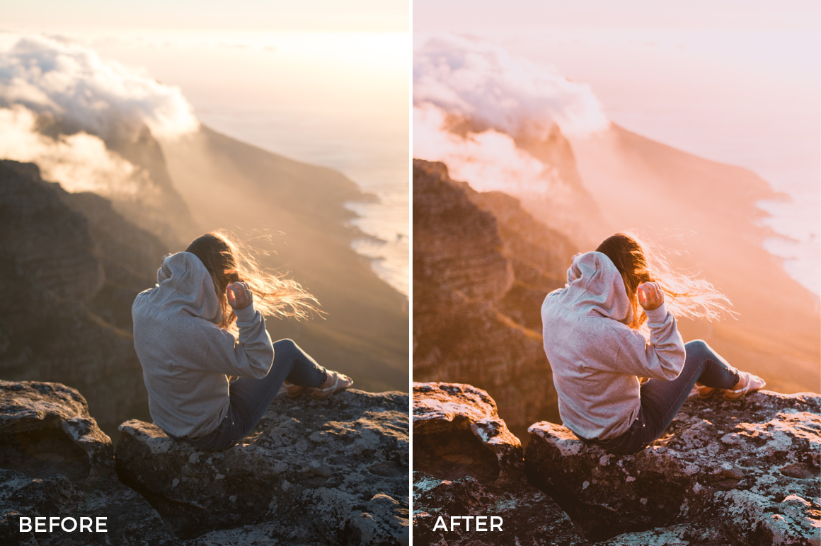 9 Dean Tucker Landscape Dreams Lightroom Presets