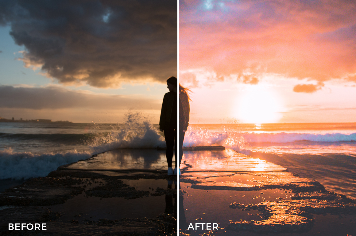 4 Dean Tucker Landscape Dreams Lightroom Presets