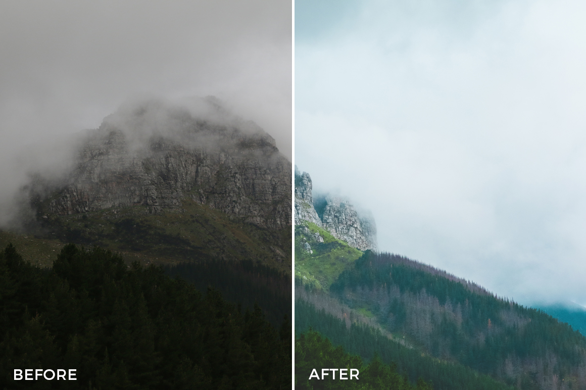 3 Dean Tucker Landscape Dreams Lightroom Presets