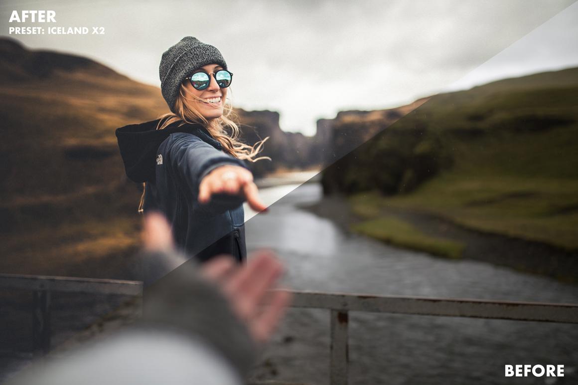 2 Basti Hansen Iceland X Lightroom Presets - FilterGrade Marketplace