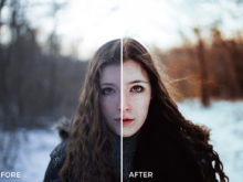 5 David Pordan Lightroom Presets - FilterGrade Marketplace