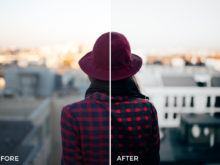 2 David Pordan Lightroom Presets - FilterGrade Marketplace