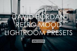 Featured David Pordan Lightroom Presets - FilterGrade Marketplace