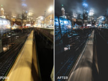 4 Alexander Zhuk Urban & Portrai Lightroom Presets Preview - FilterGrade Marketplace