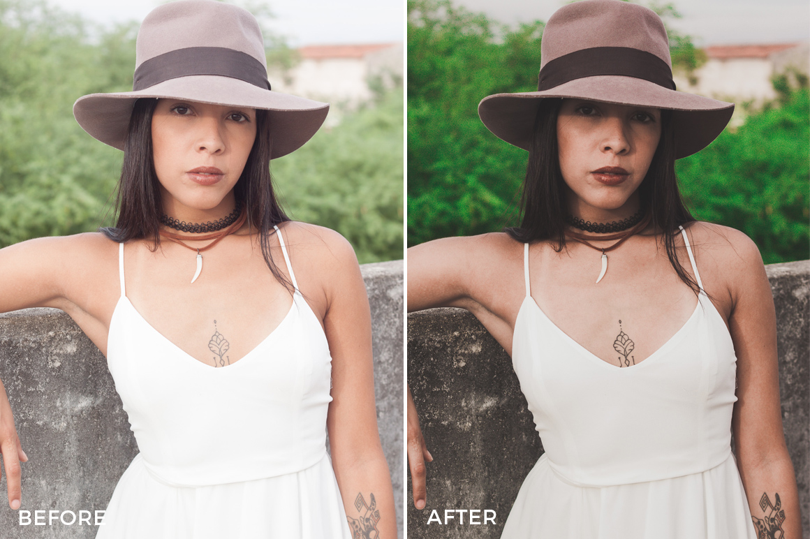 editorial lightroom presets