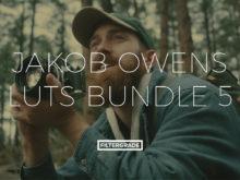 Featured Jakob Owens LUTs Bundle 5 Previews - FilterGrade