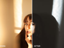 5 Tristan Paiige Lightroom Presets Preview - FilterGrade Marketplace