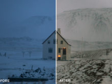 3 Amelia Le Brun Lightroom Presets Preview - FilterGrade