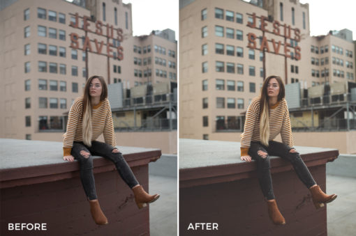 7 Alexandra Ford Lightroom Presets - FilterGrade Marketplace