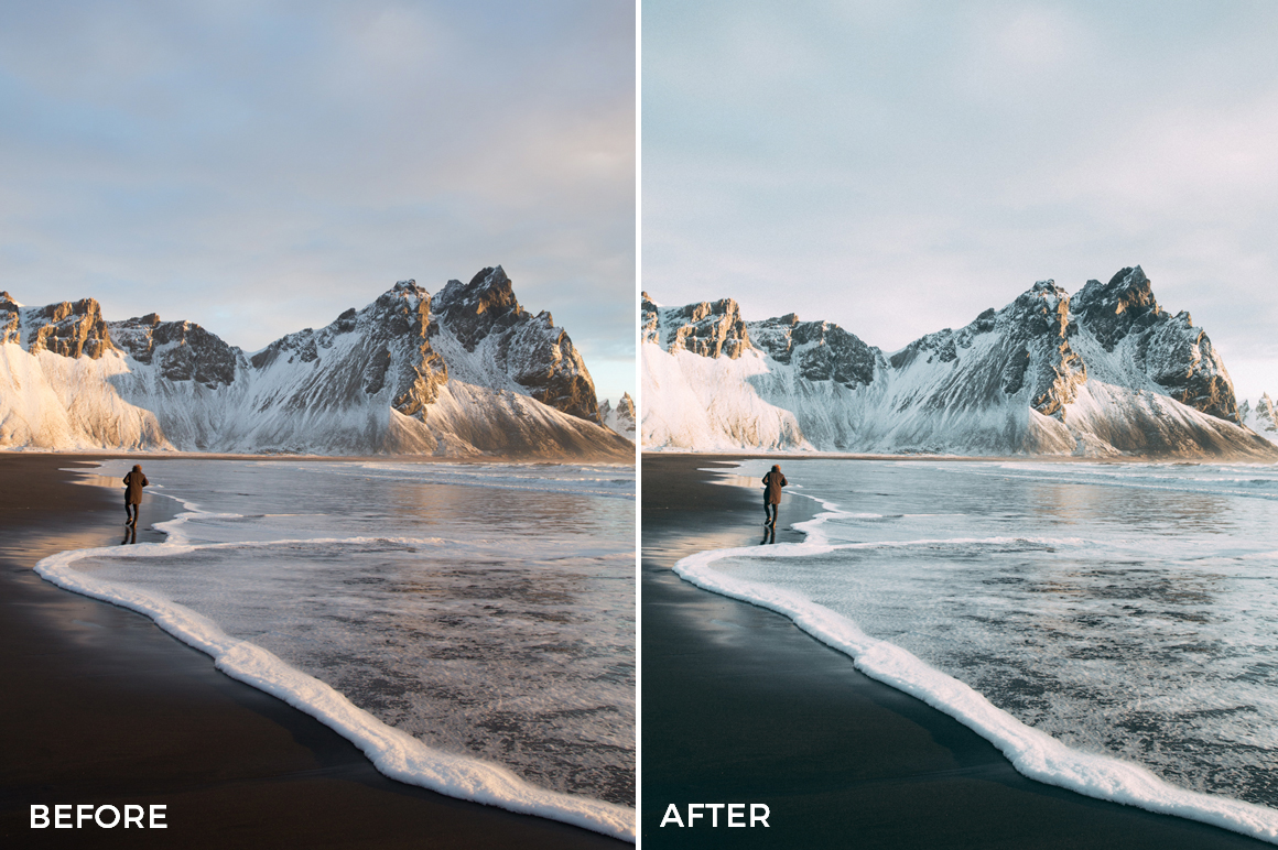 24 Niklas Soderlund Lightroom Presets - FilterGrade Marketplace