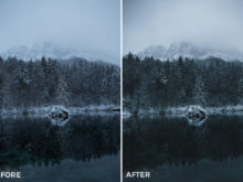 23 Niklas Soderlund Lightroom Presets - FilterGrade Marketplace