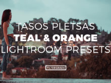 Featured Tasos Pletsas Lightroom Presets - FilterGrade Marketplace