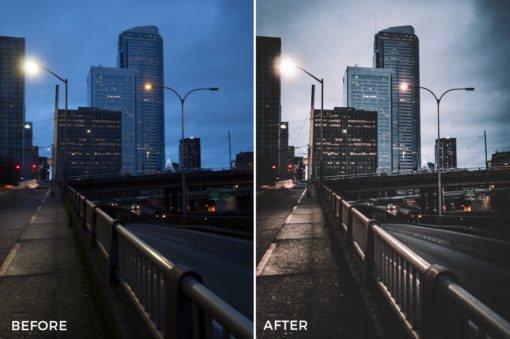 4 Alexander Zhuk Night Urban II Lightroom Presets