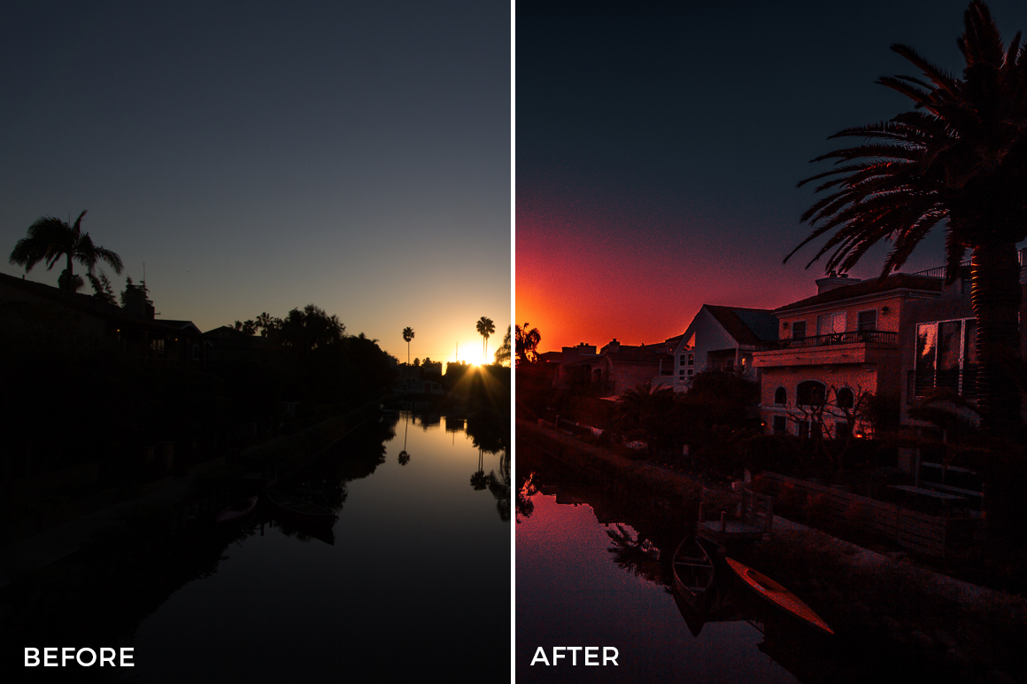 8 Alexander Zhuk Red Style Lightroom Presets - FilterGrade Marketplace