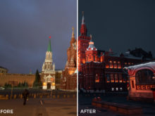 7 Alexander Zhuk Red Style Lightroom Presets - FilterGrade Marketplace