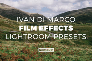 Ivan Di Marco Film Effects Lightroom Presets