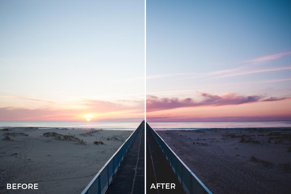 7 Theo Ox New Vision Lightroom Presets - FilterGrade Marketplace