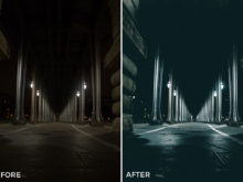 6 Theo Ox New Vision Lightroom Presets - FilterGrade Marketplace